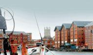 Gloucester Docks - Cass-Stephens, insurance brokers in Gloucester