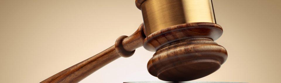 Judge's Gavel - article regarding Directors & Officers Insurance