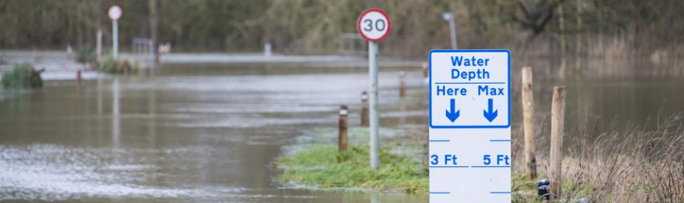 Flooding - what next for Flood Insurance