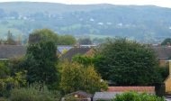 View of Cleeve Hill - House Insurance - Cass-Stephens Insurances