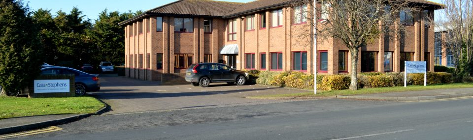 Cass-Stephens Insurance Brokers new offices - Windsor House, Barnett Way, Barnwood, Gloucester