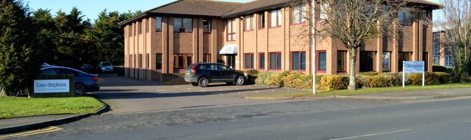 Cass-Stephens Insurance Brokers new offices - Windsor House, Barnett Way, Barnwood, Gloucester