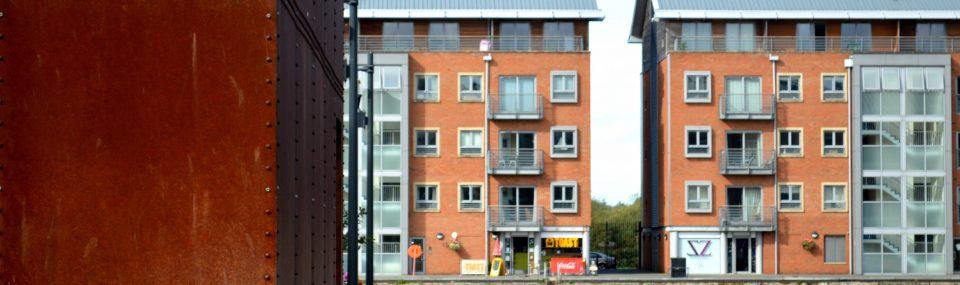 Flats in Gloucester Docks; Landlord Insurance